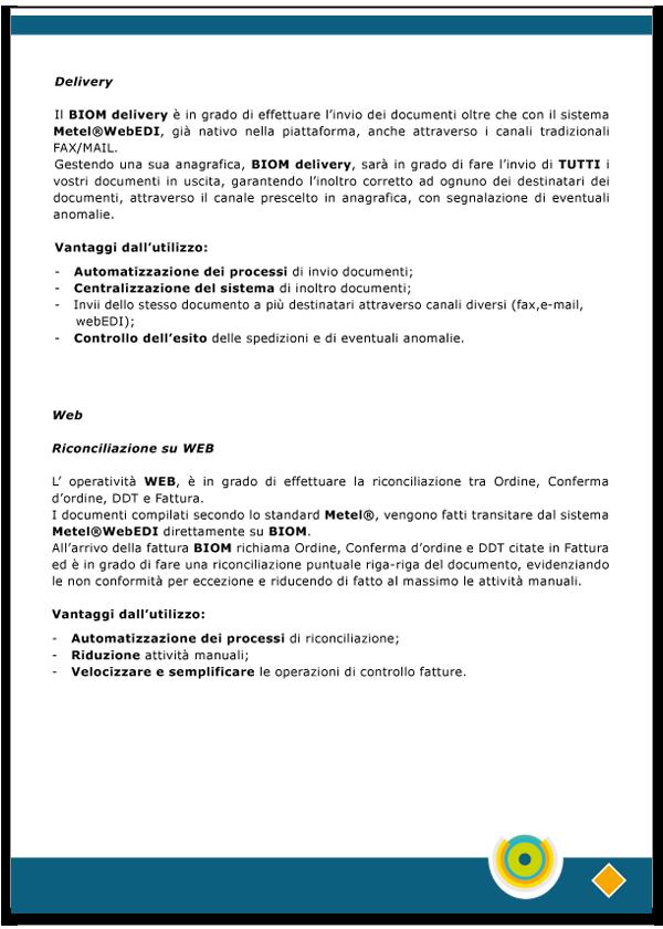 Progetto grafico catalogo servizi Metel - Anno 2007 - pagina 07