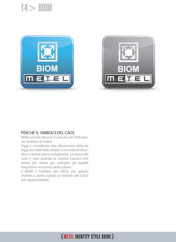 Metel Identity Style Guide - logotipo biom