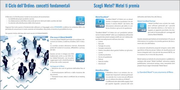 2011-01-24 Metel - Brochure istituzionale - volta