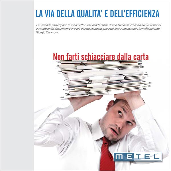 2011-01-24 Metel - Brochure istituzionale