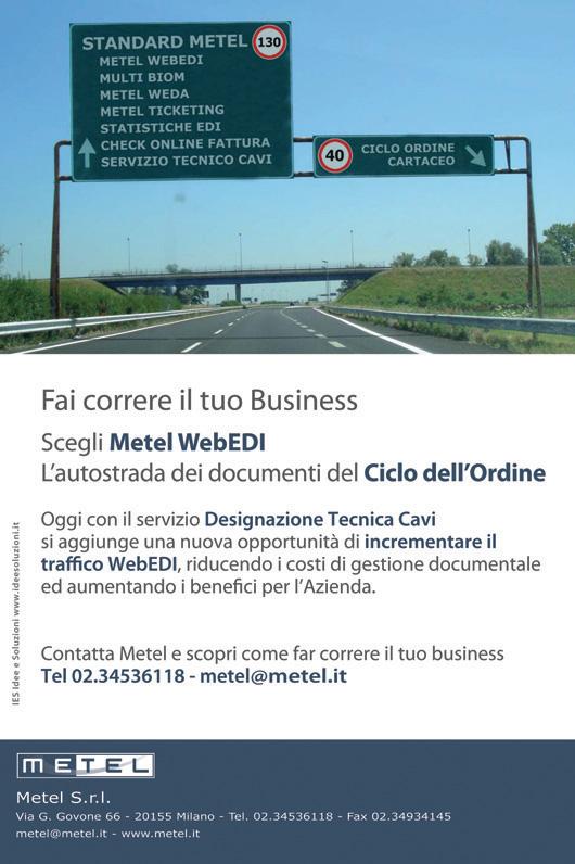 2011-01-27 Pagina pubblicitaria +edi - autostrada - Formato FME