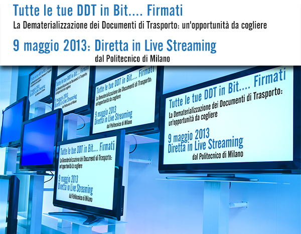 Evento Metel in live streaming dal Politecnico di Milano