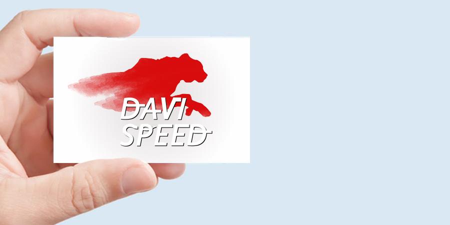 Progetto Grafico: Nuovo Logo Di DaviSpeed