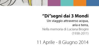 """Realizzazione Catalogo Fotografico """"Di""""segni Dai 3 Mondi"""