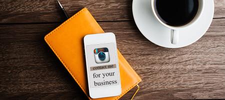Instagram Sperimenta Un Pulsante Per Contattare Le Aziende