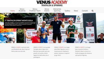 Nuovo Sito Settore Fitness Per Venus Fitness & Wellness