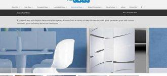 Idee E Soluzioni Realizza Il Nuovo Sito Internet Per All Glass Seqian Limited