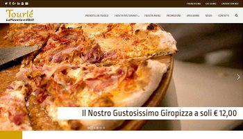 Nuovo Sito Settore Food Per Il Franchising Tourlé LaPizzeria E IlGrill