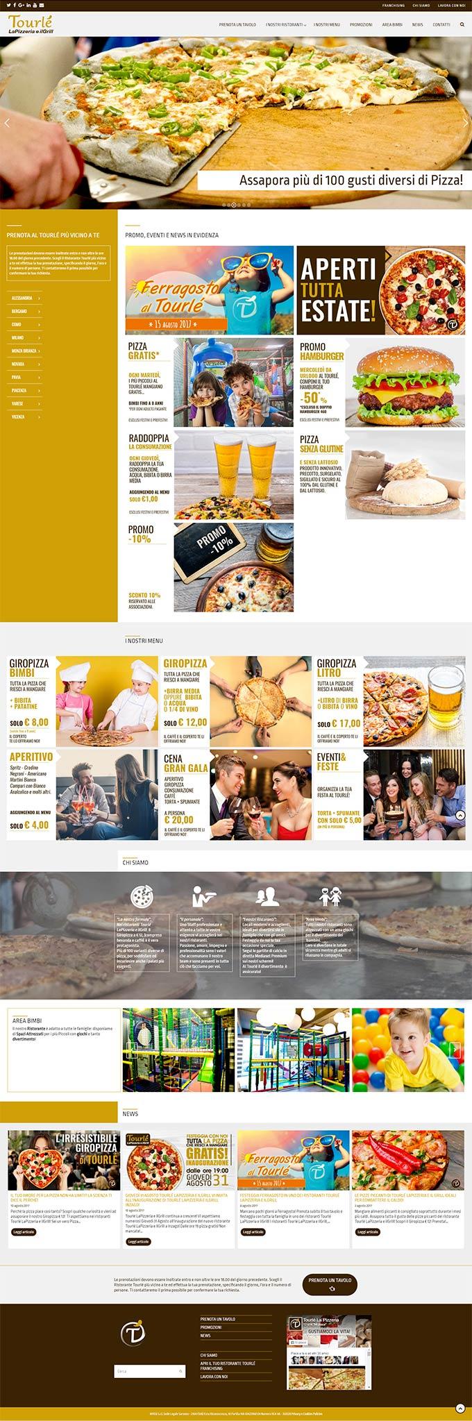 Sito-settore-food-homepage-Tourle-La-Pizzeria-e-il-Grill