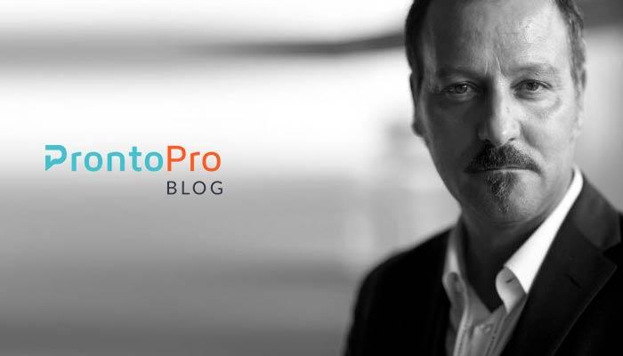 Donato Cremonesi, CEO Di Idee E Soluzioni Intervistato Da Pronto Pro