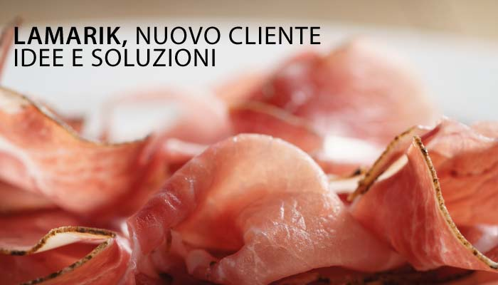 Lamarik Food Nuovo Cliente Di Idee E Soluzioni