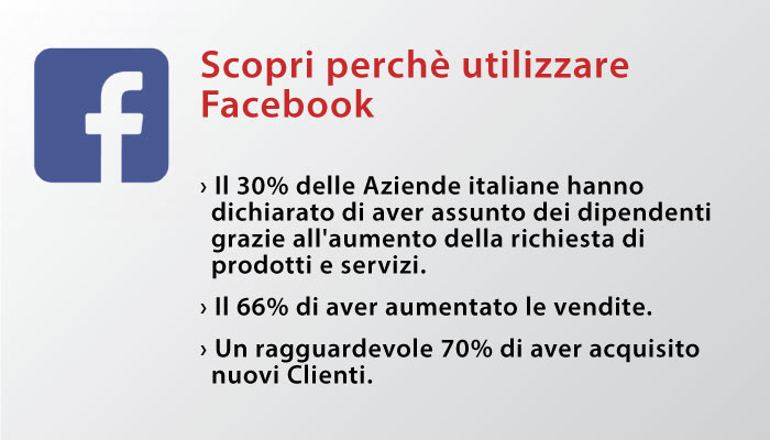 Pagine Facebook Se Hai Un'Azienda Non Puoi Farne A Meno