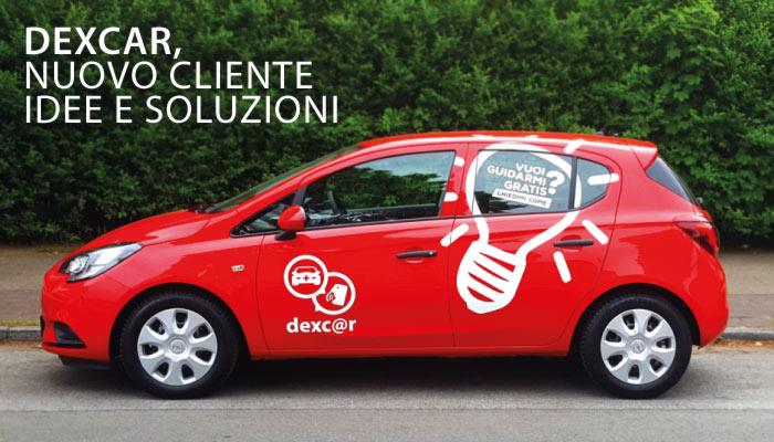 Dexcar Nuovo Cliente Di Idee E Soluzioni Per Attività Web E Social