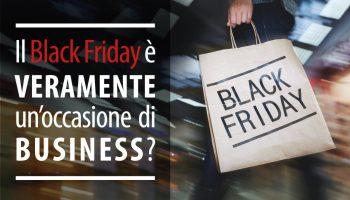 Black Friday: Qual'è L'elemento Differenziante?