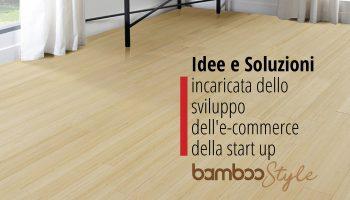 Idee E Soluzioni Incaricata Dello Sviluppo Dell'e-commerce Della Start Up Bamboo Style