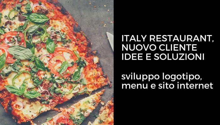 Italy Restaurant Nuovo Cliente Idee E Soluzioni Settore Food