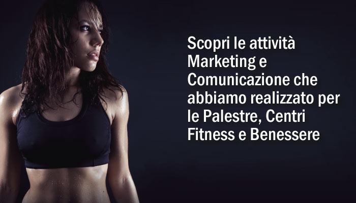 Attivita Marketing E Comunicazione Palestre Centri Fitness O Benessere