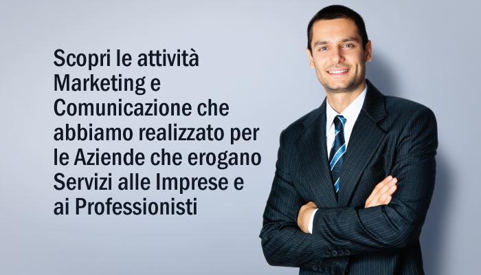 Attivita Marketing E Comunicazione Per Societa Servizi E Professionisti