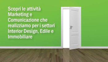 Lavori Settori Interior Design, Edile E Immobiliare