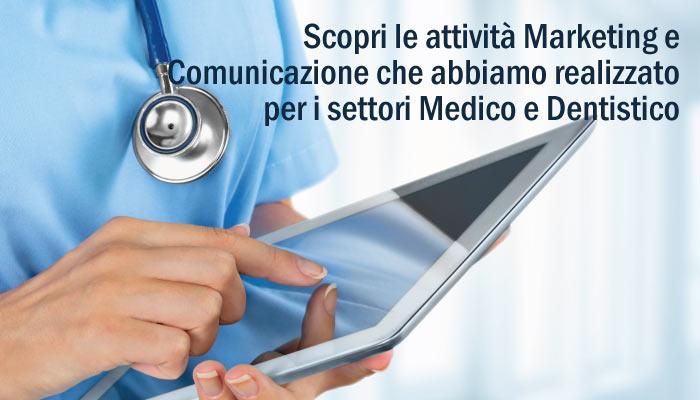 Attivita Marketing E Comunicazione Settori Medico E Dentistico