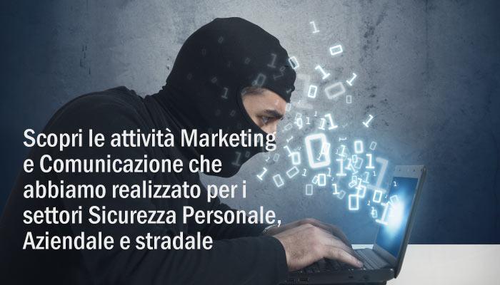 Attivita Marketing E Comunicazione Settori Sicurezza Personale Aziendale E Stradale