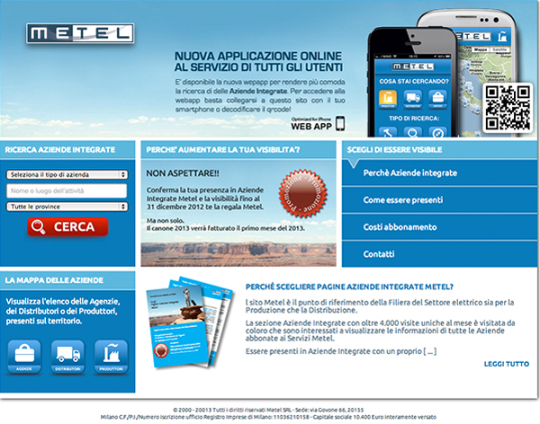 Home Page Di Aziendeintegrate.it