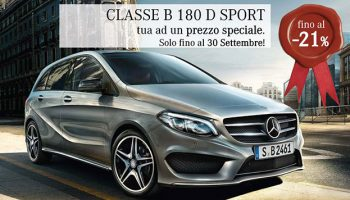 Visual Campagna PPC Promozionale Per Lodauto Concessionaria Ufficiale Mercedes-Benz