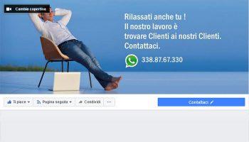 Trovare Nuovi Clienti Ed Aumentare Il Fatturato è Possibile Grazie Alla Video Copertina Di Facebook.