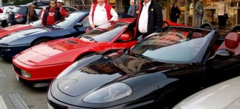 Un Evento Di Grande Successo Il Raduno Del Ferrari Club Di Saronno Organizzato Da Key Events