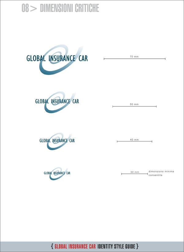 Dimensione minima Logotipo