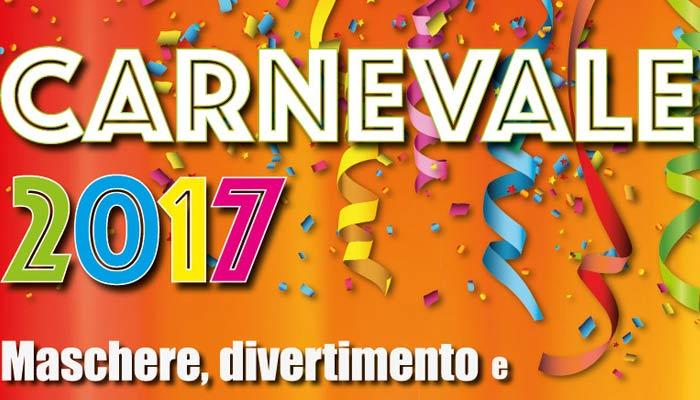Grafica Locandina Carnevale 2017 Per Tourle La Pizzeria