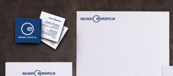 Idee E Soluzioni Realizza La Corporate Identity Di Spazio Estetica