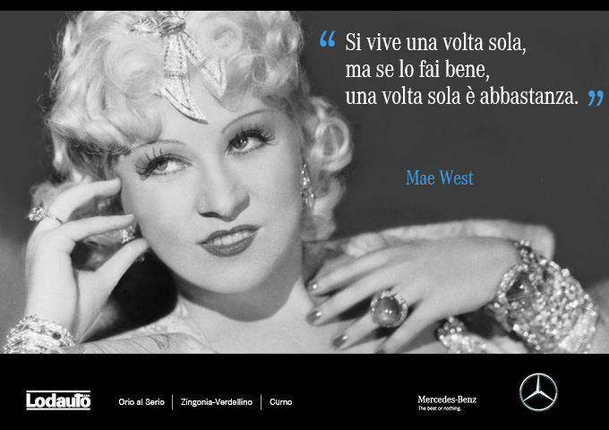 Idee e Soluzioni ha realizzato la campagna emotional per Lodauto concessionaria Mercedes Benza di Bergamo e Provincia