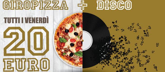 Idee E Soluzioni Realizza Flyer Giropizza E Disco Per Tourle La Pizzeria