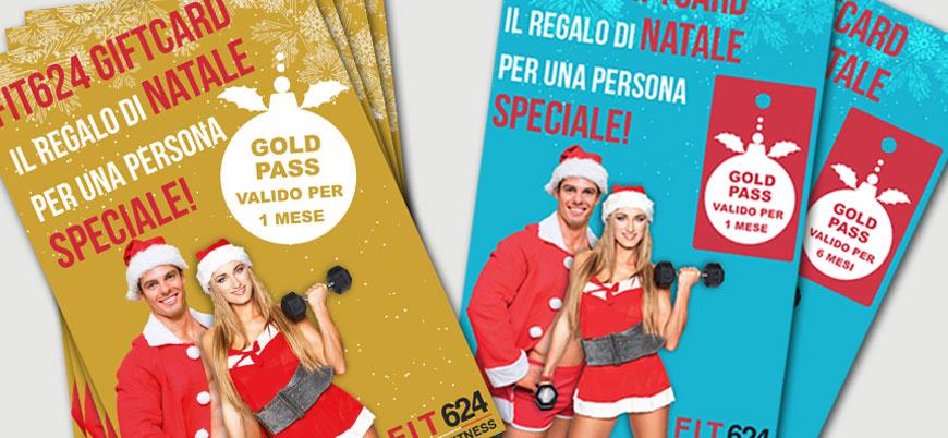 Idee E Soluzioni Realizza La Gift Card Per La Palestra FIT 624