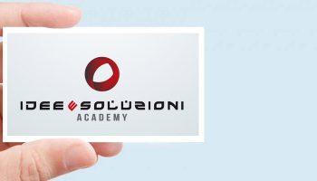 Il Nuovo Logotipo Per IES Academy La Divisione Di Idee E Soluzioni Che Si Occupa Di Formazione