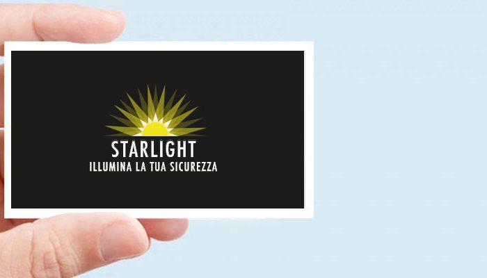 Idee E Soluzioni Ha Realizzato Il Logotipo Per Starlight