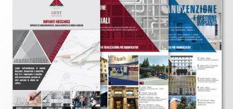 Idee E Soluzioni Realizza Il Progetto Grafico Della Nuova Brochure Per Gest