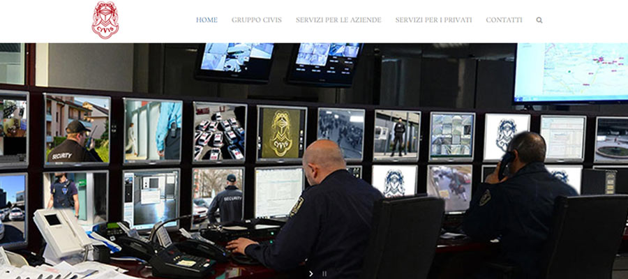 Idee E Soluzioni Realizza Il Sito Web Per Gruppo Civis Sicurezza Del Cittadino