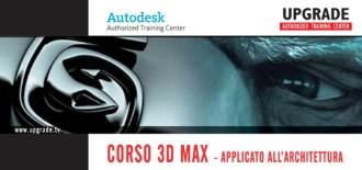 UPGRADE – Brochure 2009 Promozione Corsi 3ds Max Per Architettura