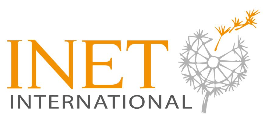 Idee E Soluzioni Realizza Logotipo INET International