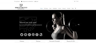 Idee E Soluzioni Realizza Sito San Marco Wellness ICLUB