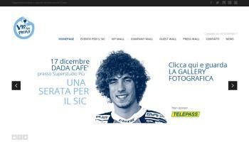Realizzazione Sito Internet Settore No Profit Del Progetto Vip For People