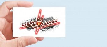 Rivisitazione Logotipo Per Cuori In Corsa