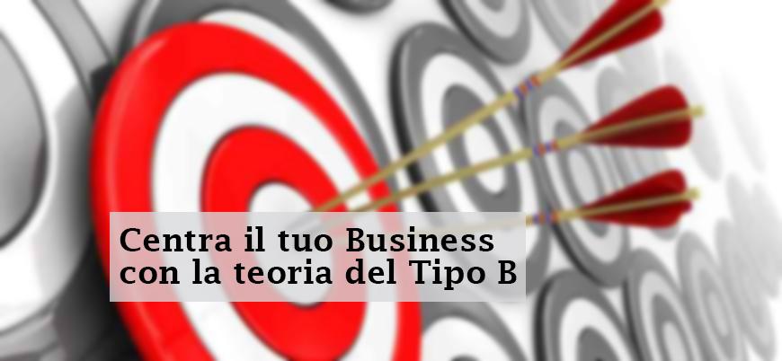 Il vantaggio di essere un TIPO B: l'azienda che coglie le opportunità di mercato
