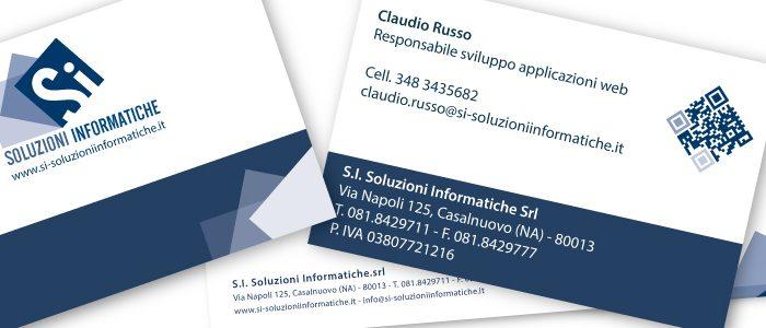 Immagine Testata Corporate Identity Soluzioni Informatiche