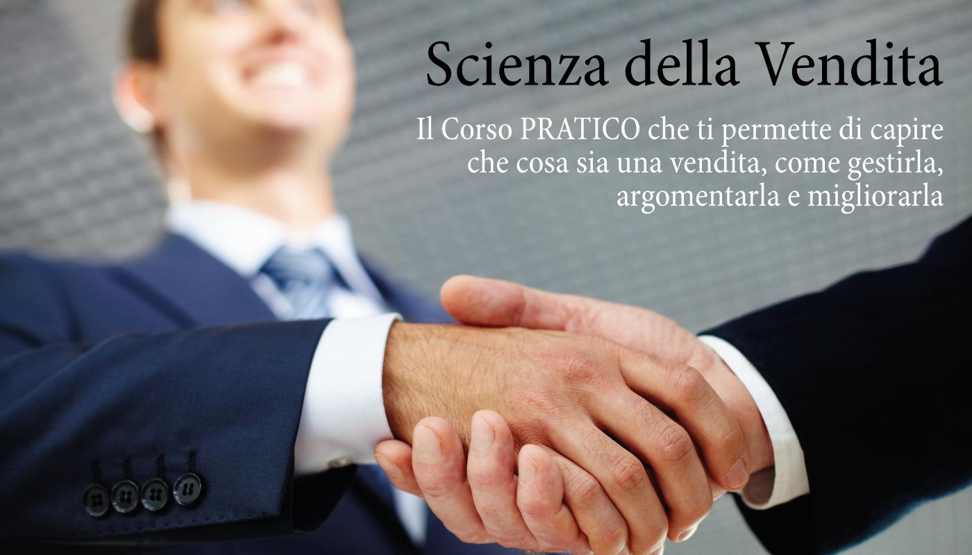 Immagine Testata Evento Facebook Corso Scienza Della Vendita