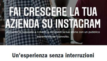 La Tua Strategia Social Marketing Prevede Pubblicità Su Instagram? Scopri Come Farla!