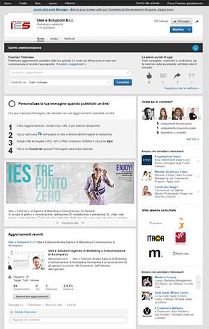 Interfaccia-Linkedin-Idee-e-Soluzioni-Agenzia-Marketing-e-Comunicazione