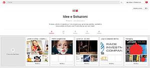 Interfaccia-Pinterest-Idee-e-Soluzioni-Agenzia-Marketing-e-Comunicazione